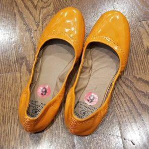 Lucky brand ballet slippers 6
